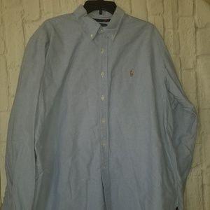 Ralph Lauren Classic Fit Oxford Shirt XXL